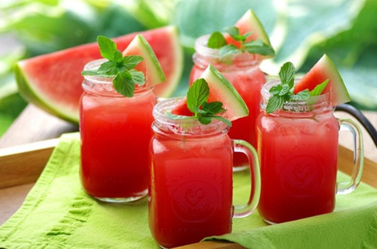 BẬT MÍ: Những loại sinh tố nên uống vào mùa hè 2