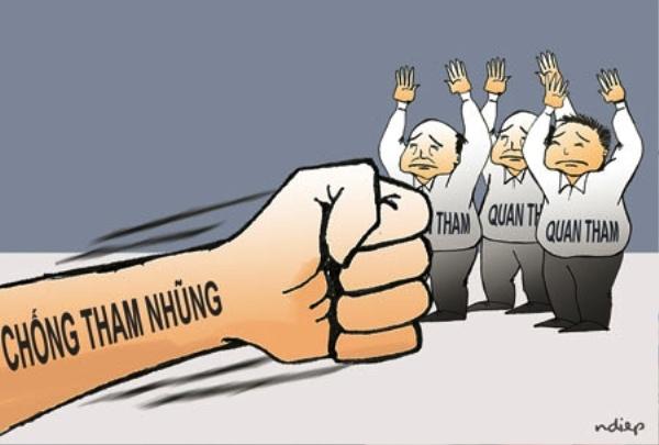 Phòng chống nạn tham nhũng tại Việt Nam