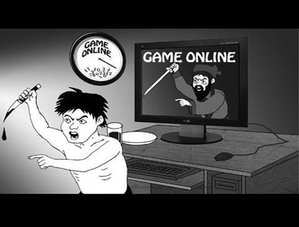 Những tác hại của nghiện game