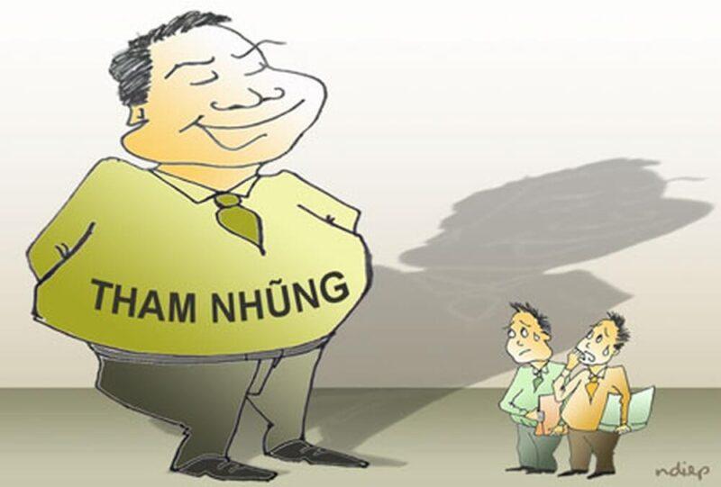 Nguyên nhân dẫn đến tệ nạn tham nhũng tại Việt Nam